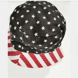 4235d35d954 Vintage Accessories - ✓RESERVED FOR BECKYS 2017 America Flag Bucket Hat